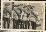Fotografie militari romani 1938 perioada regalista