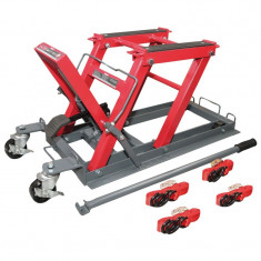 Cric hidraulic pentru motocicleta 400kg / 140-410mm
