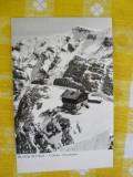 Muntii Bucegi-Cabana Caraiman -vedere circulata 1964