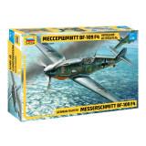 Zvezda 4806 - German Messerschmitt BF-109 F4 1:48