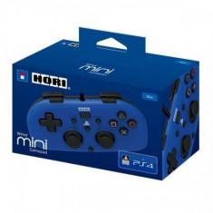 Controller HoriPad Mini Wired Blue PS4