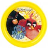 Farfurie plastic Angry Birds Lulabi