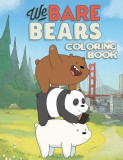 We Bare Bears Coloring Book