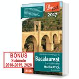 PREGĂTIREA EXAMENULUI DE BACALAUREAT LA MATEMATICĂ în 30 de săptămâni M_mate-info 2017
