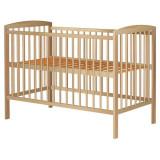 Cumpara ieftin Patut copii din lemn Hubners Anzel 120x60 cm Natur