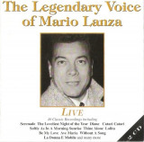 2 CD Mario Lanza – The Legendary Voice Of Mario Lanza, originale