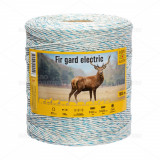Fir gard electric - 1000 m - 130 kg - 0,11 Ω/m
