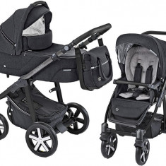 Baby Design Husky carucior multifunctional + Winter Pack - 10 Black 2019