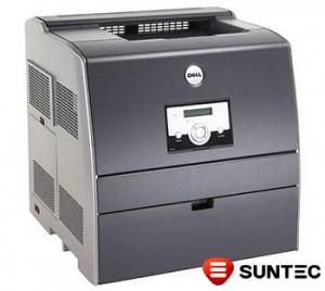 Imprimanta laser color Dell 3000cn (retea) cu cilindru/cartuse DEFECTE, fara cabluri
