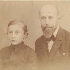 Fotografie portret studio Foto Royal Bucuresti poza veche romaneasca