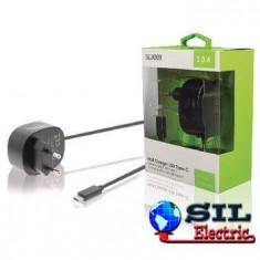 Incarcator de la retea, 1x iesire USB-C 3.0 A negru, Sweex