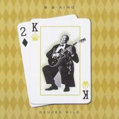 B.B. KING Deuces Wild (cd)