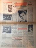 Saptamana culturala a capitalei 6 decembrie 1968-actorul serban cantacuzino