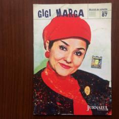 gigi marga cd disc compilatie muzica usoara de colectie vol 87 jurnalul national