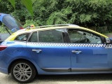 Perdele interior Renault Megane 3 break 2008-2016 ManiaCars