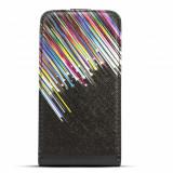 Husa SAMSUNG Galaxy S2 - Flip Vertical (Multicolor)