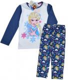 Pijama bleumarin cu Elsa din Frozen