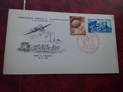 1949-UPU-FDC foto