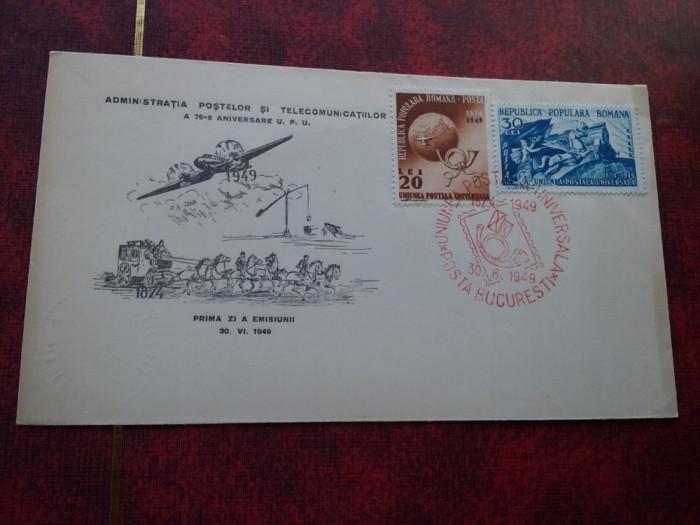 1949-UPU-FDC