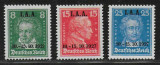GERMANIA-Reich-1927-I.A.A.-MNH-cote 285$, Nestampilat
