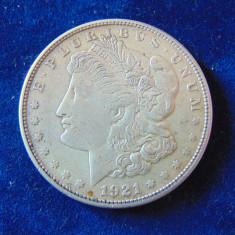 Moneda argint Dolar 1921 S (cn68)