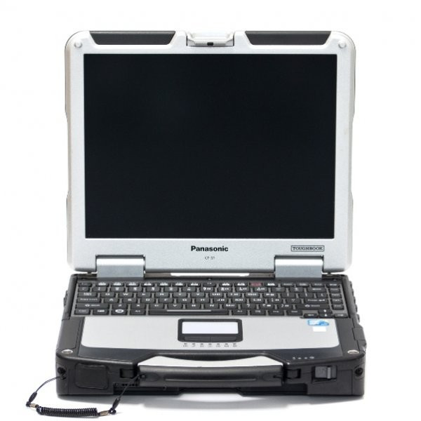 Laptop Panasonic CF-31 MK4 Toughbook, Intel Core i5 Gen 3 3340M, 2.7 GHz, 8 GB DDR3, 500 GB HDD SATA, DVDRW, WI-FI, Display 13.2inch 1024 by 768 Touch