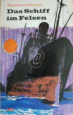 Das Schiff im Felsen foto