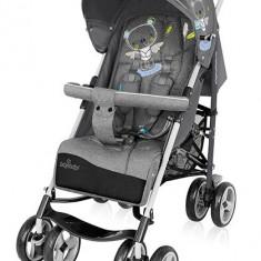 Baby Design Travel Quick 07 Stylish Gray 2018 - Cărucior Sport