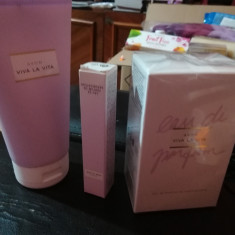 set parfum Avon Viva La Vita