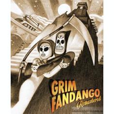 Grim Fandango Remastered PC CD Key