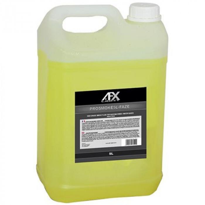 Lichid fum AFX, profesional, 5 l, galben