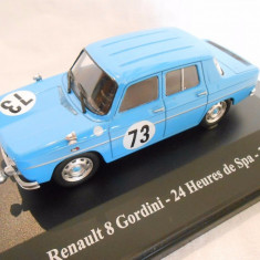 Macheta RENAULT 8 GORDINI Dacia 1100 1/43