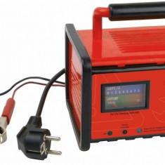 Incarcator acumulator auto Carpoint 6V-12V redresor cu incarcare si mentenanta baterie