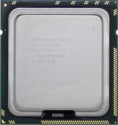 Procesor intel Xeon W3550 ( i7-950 )  socket 1366 3.06 Ghz