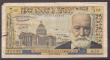Franta 1962(1-2) - 5 Nouveaux Francs, uzata