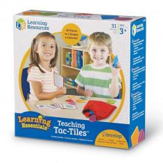 Set tactil - Texturi si forme PlayLearn Toys