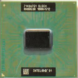 Cumpara ieftin Procesor laptop folosit Intel Mobile Pentium III-M 1000 MHz SL5CH