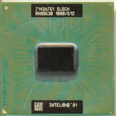 Procesor laptop folosit Intel Mobile Pentium III-M 1000 MHz SL5CH