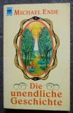 Michael Ende - Die unendliche Geschichte (Povestea fără sfârșit) (cu ilustrații)