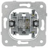 Intrerupator simplu Schrack Visio50 EV100001 incastrat alb conexiune elastica