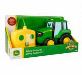John Deere - Tractorul Johnny cu telecomanda