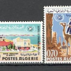Algeria.1967 Anul international al turismului  SX.159