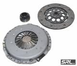 Kit ambreiaj Skoda Superb 3U4 2002-2008 Vw Passat 3B 1996-2005 Audi A4 B5 A6 C5 pt. motorizari 1.9 TDI 038198117F versiune DBR Kft Auto