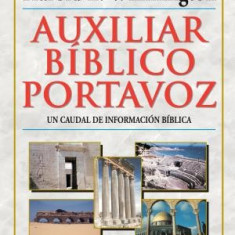 Auxiliar Biblico Portavoz: Un Caudal de Informacion Biblica