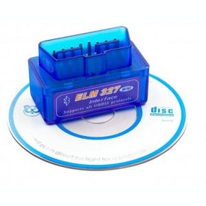 Interfata tester auto multimarca, ELM 327, prin Bluetooth, OBD2