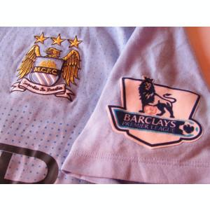 Tricou Umbro fotbal - MANCHESTER CITY (nr.18 jucatorul NASRI)