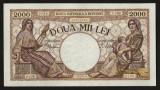 Romania, 2000 lei 1941_stare excelenta_serie A.1289_0796