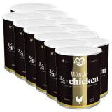 Cumpara ieftin Conservă MARTY Signature 3/4 of Whole Chicken 12 x 800 g