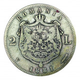 2 lei 1881