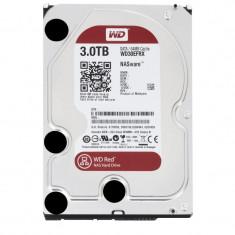 Hdd intern wd 3.5 3tb red sata3 intellipower (5400rpm) 64mb